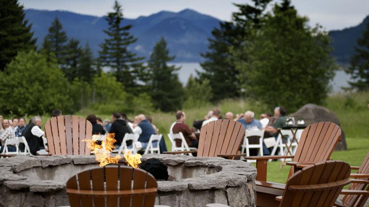 Skamania Lodge_Meeting_Outdoor Function